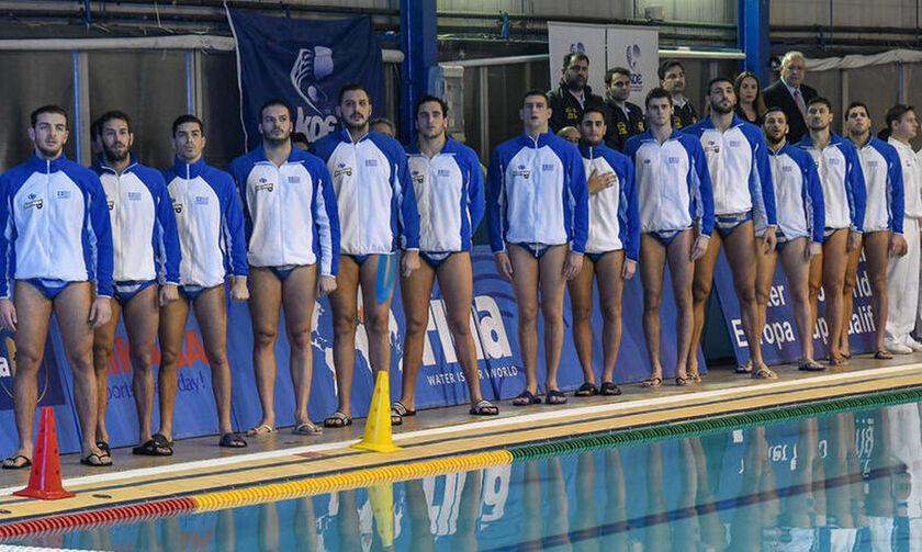 Με ανατροπή η Εθνική 10-10 με το Μαυροβούνιο στο Παγκόσμιο