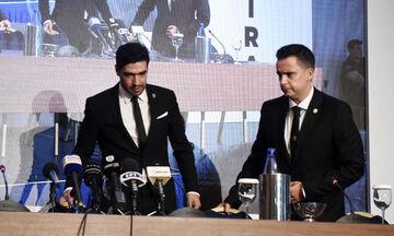 Ο ΠΑΟΚ παρουσίασε τον Αμπέλ Φερέιρα: «Πρέπει να δυναμώσουμε»