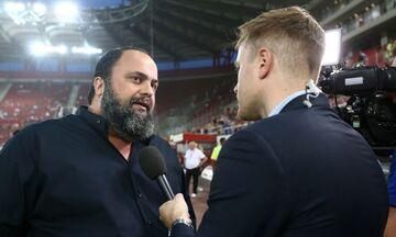 Βαγγέλης Μαρινάκης στο BBC: «Πρωταθλητές σε ό,τι κι αν κάναμε!»