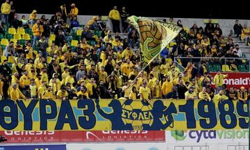 ΑΕΛ Λεμεσού - Άρης: Στις 20:00 η ρεβάνς στην Κύπρο