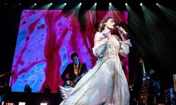 Ανακοινώθηκε και 3η συναυλία των «Florence and The Machine» στις 21 Σεπτεμβρίου !