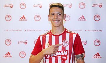 Μάρκοβιτς: «Ανυπομονώ να παίξω, θέλω το πρωτάθλημα» (vid)