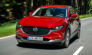 Νέο Mazda CX-30: Κινητήρες και επιδόσεις