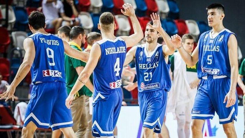 LIVE Streaming: Σερβία - Ελλάδα (U20)