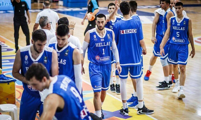 Εθνική Νέων: Νίκη στην παράταση με Σερβία, τριπλ-νταμπλ ο Μωραϊτης