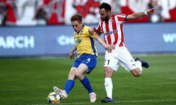 Europa League: Η Ντούναϊσκα Στρέντα στον δρόμο του Ατρόμητου