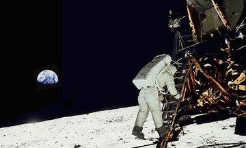 Doodle της google για το το Apollo 11, 50 χρόνια μετά (vid)