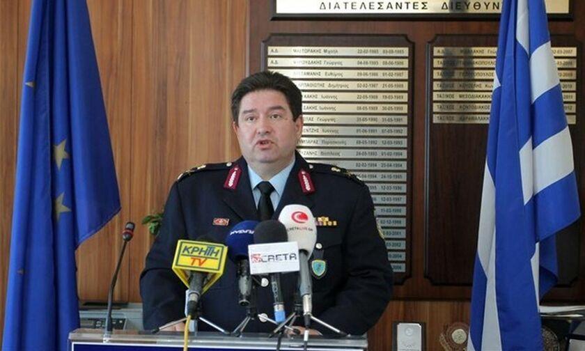 Ο Μιχάλης Καραμαλάκης νέος Αρχηγός της ΕΛΑΣ