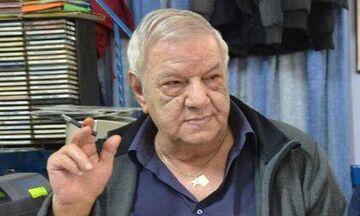 Πέθανε ο τραγουδιστής Νίκος Δεμίρης