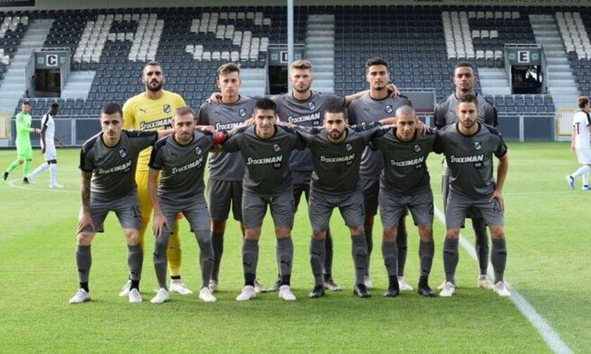 Φιλική ήττα για τον ΟΦΗ από την Έουπεν με 3-1