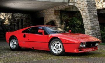 Συλλεκτική Ferrari 288 GTO εκλάπη με τον πιο χαζό τρόπο