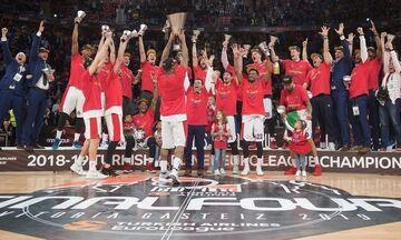 Αυτό είναι το αγωνιστικό πρόγραμμα για την σεζόν 2019-2020 στην EuroLeague
