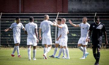 Εύκολη φιλική νίκη για τον ΠΑΟΚ, 4-0 τη Σιντ Τρούιντεν (vid)