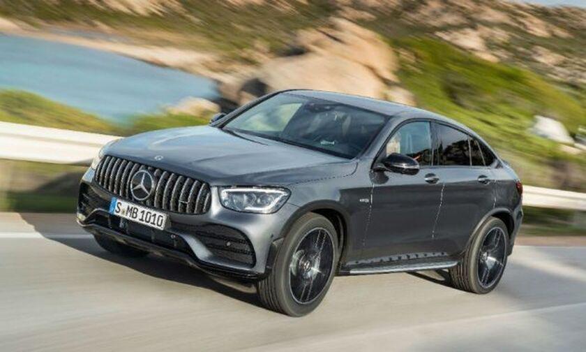 Νέες Mercedes-AMG GLC και GLC 43 Coupe με 390 ίππους