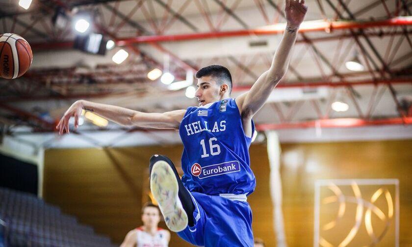 Εθνική Νέων: Νίκη ξανά με Σλοβενία (89-80) και για την 9η θέση αύριο με Ουκρανία