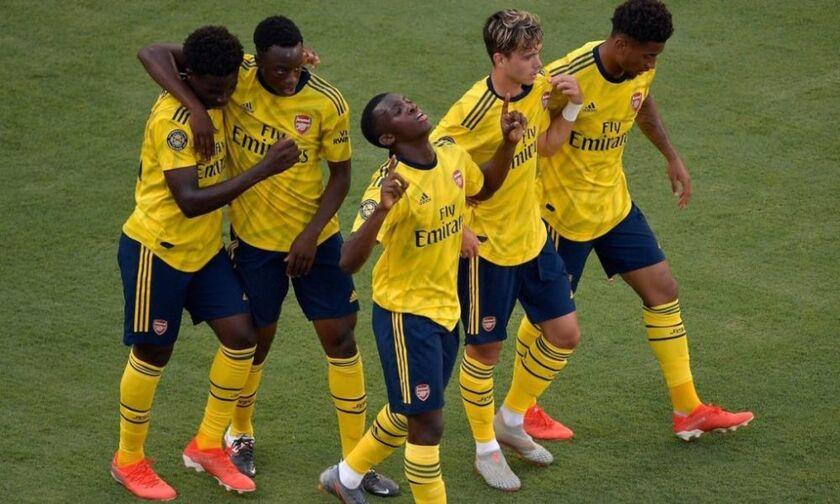 Αρσεναλ - Φιορεντίνα 3-0 και δεύτερη νίκη των Λονδρέζων (vid)