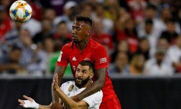 Μπάγερν Μονάχου - Ρεάλ Μαδρίτης 3-1: Φιλική ήττα στο ντεμπούτο Αζάρ (vid)