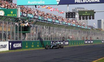Η Formula 1 θα «τρέχει» στη Μελβούρνη έως το 2025