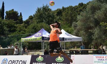 Live Streaming: Ο τελικός του OLYMPIA MASTERS στο beach volley