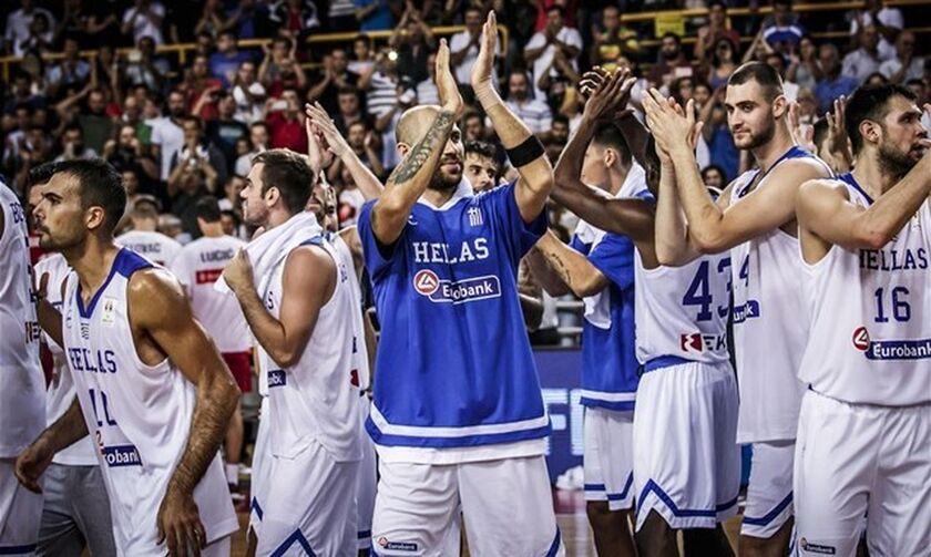 Live Streaming: Η κλήρωση των Προκριματικών του Eurobasket 2021