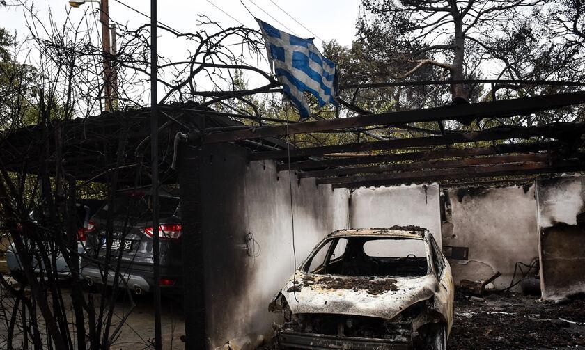 Ένας χρόνος από τις φονικές πυρκαγιές στο Μάτι - Οδοιπορικό