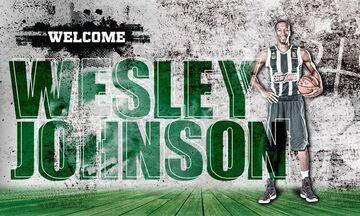 Ανακοίνωσε Oυέσλι Τζόνσον ο Παναθηναϊκός!