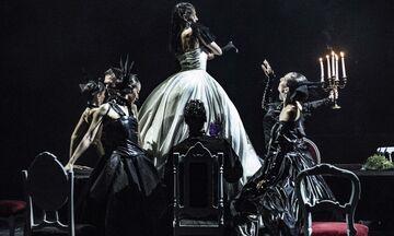 Η σαγηνευτική «Τραβιάτα» του Τζουζέππε Βέρντι από την Εθνική Λυρική Σκηνή στο Ηρώδειο