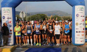 Ο 8ος ημιμαραθώνιος της Χίου- Μιλούν στο fosonline.gr οι Χρ. Μερούσης, Μιχάλης Σημιριώτης (pics)