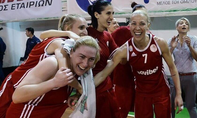 Euroleague Γυναικών: Με Μονπελιέ κληρώθηκε ο Ολυμπιακός