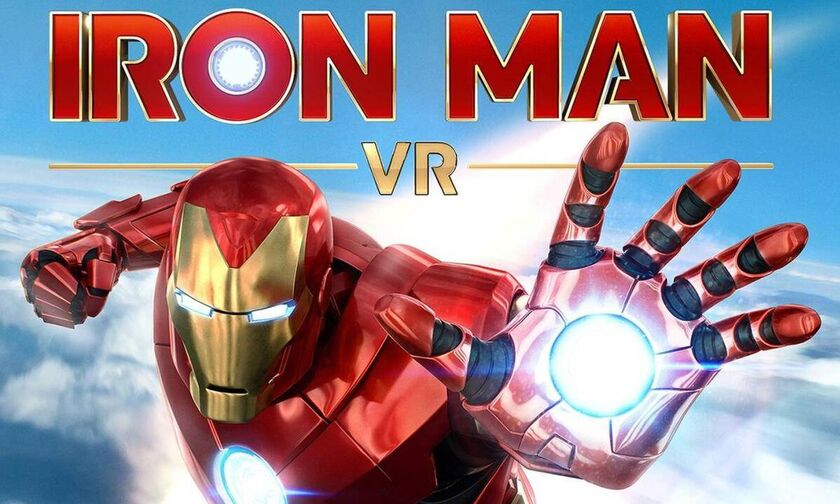 «Iron Man VR game»: Πάρε τη θέση του Tony Stark και προστάτευσε τον κόσμο!