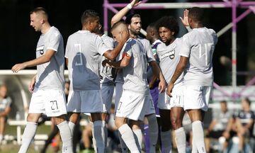 Φιλική νίκη 3-1 του ΠΑΟΚ επί της Άντερλεχτ στο Βέλγιο (vid)