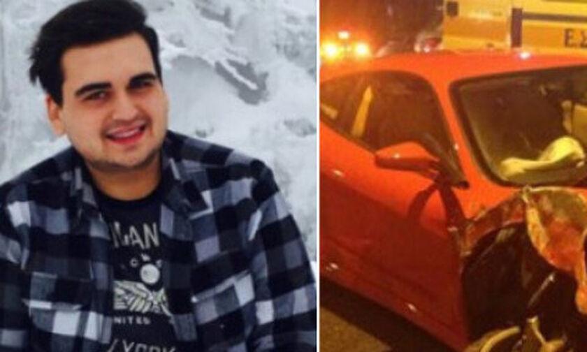 Ο Ζαχαριάς είχε γλυτώσει τον θάνατο το 2014 σε τροχαίο με τη Ferrari του πατέρα του