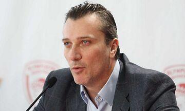 ΚΑΕ Ολυμπιακός: Ο Λεπενιώτης νέος Γενικός Διευθυντής στη θέση του Σταυρόπουλου!