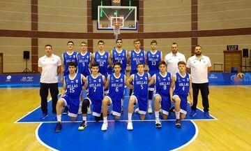 Εθνική Παίδων: Νίκησε τους Τούρκους με τον Μαντζούκα να κάνει νταμπλ-νταμπλ