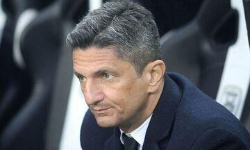 Λουτσέσκου: «Γι' αυτό έφυγα. Όταν υπάρχει διάσταση απόψεων μεταξύ προέδρου, προπονητή...»