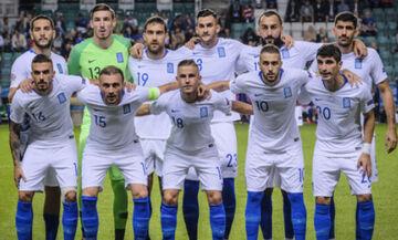 Στην 54η θέση της FIFA υποχώρησε η Ελλάδα