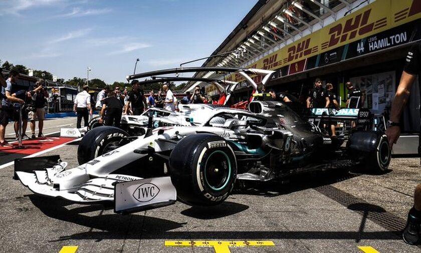 Grand Prix Γερμανίας: Με επετειακή εμφάνιση η Mercedes (pic)