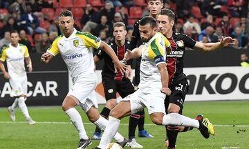 Europa League: Βήμα πρόκρισης με τριάρα η ΑΕΚ Λάρνακας (upd, αποτελέσματα)
