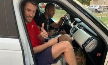 Βγήκε από το νοσοκομείο ο Κούζμιτς