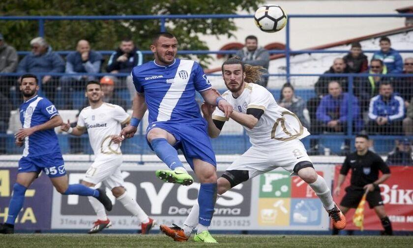 Πρεμιέρα με ήττα στα φιλικά ο Απόλλων Λάρισας (4-0)