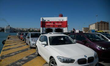 Μπλοκαρισμένος ο Πειραιάς - Μποτιλιάρισμα λόγω αδειών και κυκλοφοριακών ρυθμίσεων