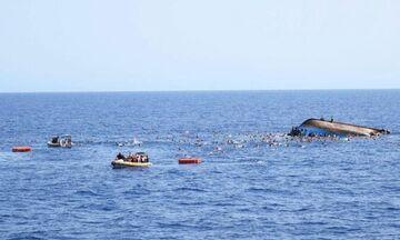 Φόβοι για το χειρότερο φετινό ναυάγιο-δεκάδες αγνοούμενοι μετανάστες στη Μεσόγειο(vid)