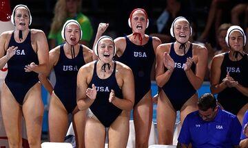 Gwangju 2019: Παγκόσμιες πρωταθλήτριες για 3η συνεχόμενη φορά οι ΗΠΑ!