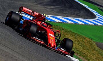 Grand Prix Γερμανίας: Ο Λεκλέρκ την πρώτη θέση στο FP2