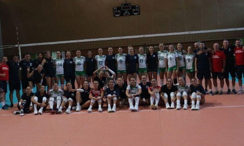 Νίκη της Ελλάδας επί της Ουγγαρίας στον πρώτο φιλικό