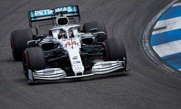 Grand Prix Γερμανίας: Pole position για Χάμιλτον, προβλημάτισε η Ferrari