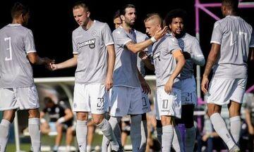 Ισόπαλος 1-1 ο ΠΑΟΚ με την Αλ Τααβόν