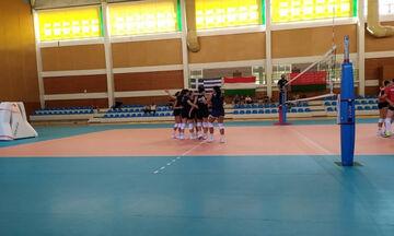 Δεύτερη νίκη της Εθνικής γυναικών κόντρα στην Ουγγαρία