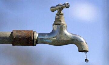 ΕΥΔΑΠ: Διακοπή νερού σε Αθήνα, Μενίδι, Βύρωνα, Δραπετσώνα και Νέα Πέραμο
