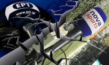 Η κυβέρνηση δεν θέλει πρωτάθλημα στην ΕΡΤ και «σπρώχνει» τις ομάδες στη Nova